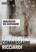 [Giovanni, Maurizio (de)] L'enfer du commissaire Ricciardi Cvt_le19