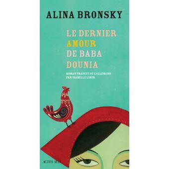 [Bronsky, Alina] Le dernier amour de Baba Dounia Le-der11