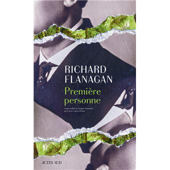 [Flanagan, Richard] Première personne Premie11