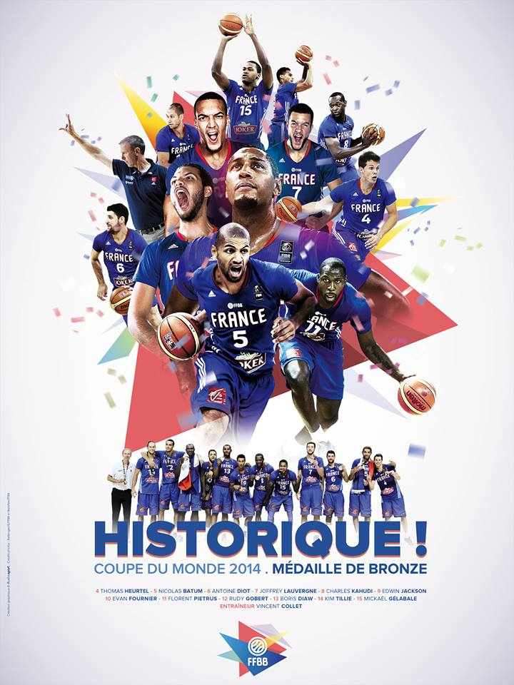 """ Le GUIDE MONDIAL des VIDEOS de BASKETBALL "" by Fred BULLOT © 52768310"