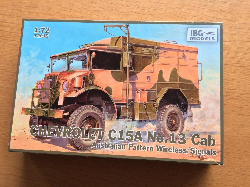 CHEVROLET C15a n13 CAB IBG 72015 + photodécoupe PART  01a33c10