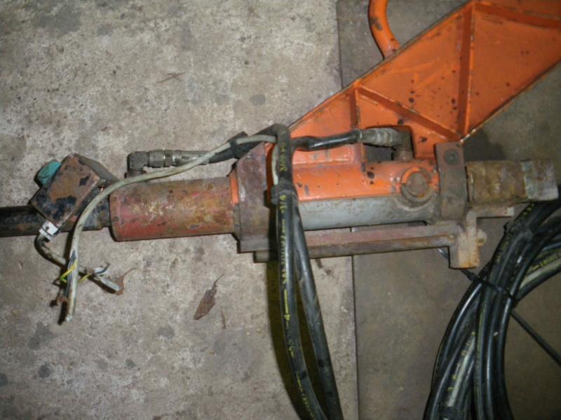 cherche solutions hydraulique pour fendeuse manuelle 2014-036