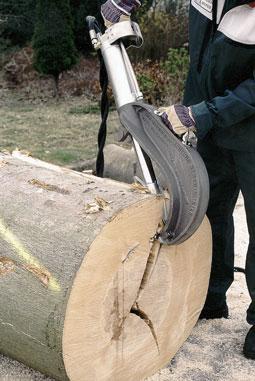 cherche solutions hydraulique pour fendeuse manuelle Holzsp10