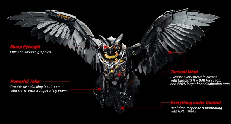 FS- 3*Asus GTX 980 StriX OC  Eagle10