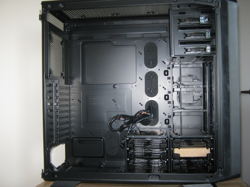 Corsair 760T + Tri-Way Crossfire  R9 290X + 4790K  Watercooler Img_0016