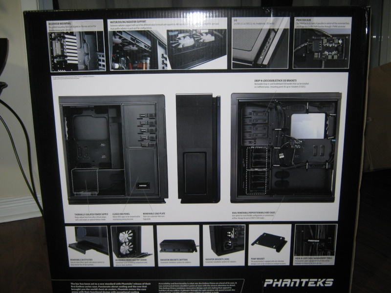 Projet pour Cardio77 //// Phanteks Enthoo Primo Ultimate Black Img_0032
