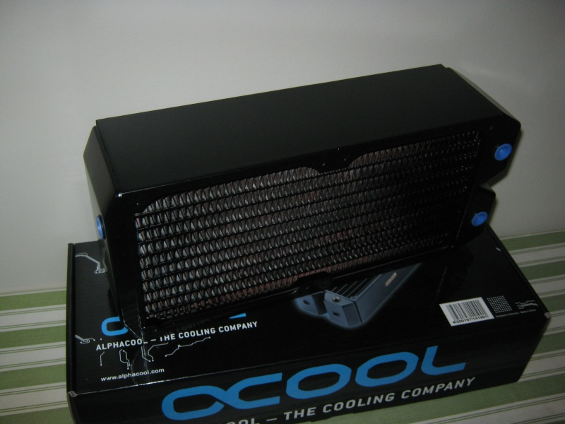 Corsair 760T + Tri-Way Crossfire  R9 290X + 4790K  Watercooler Img_0038