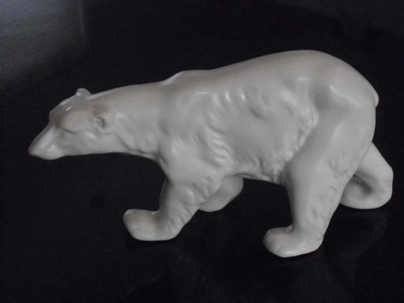 Polar Bear Book End Polar_16
