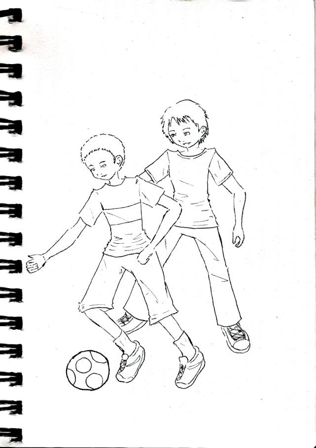 Line-colo en duo Kidsso11