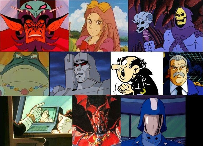 Quel est le pire vilain de nos cartoons d'enfance? Vilain10