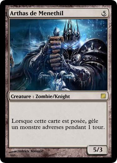 Des Cartes pour le dieu des Cartes! Arthas14