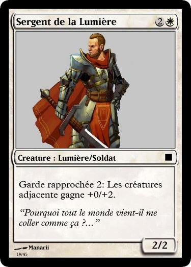 Des Cartes pour le dieu des Cartes! Sergen11
