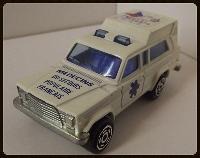 N°269 JEEP AMBULANCE  15167010
