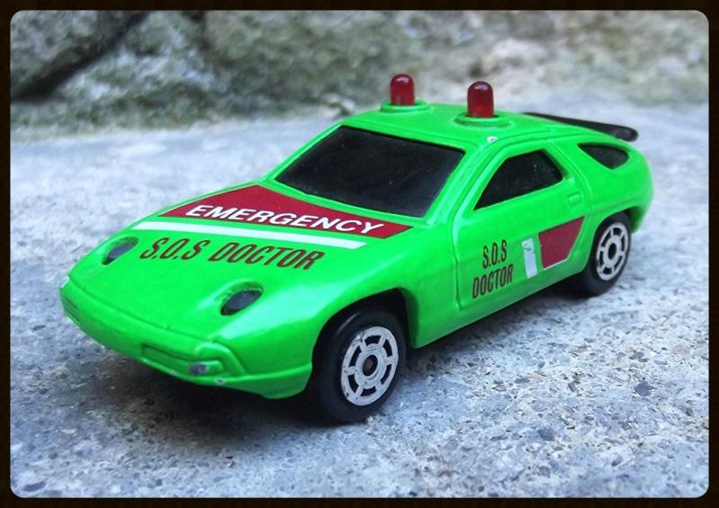 N°2307 Porsche 928 S.O.S Doctor   15335411