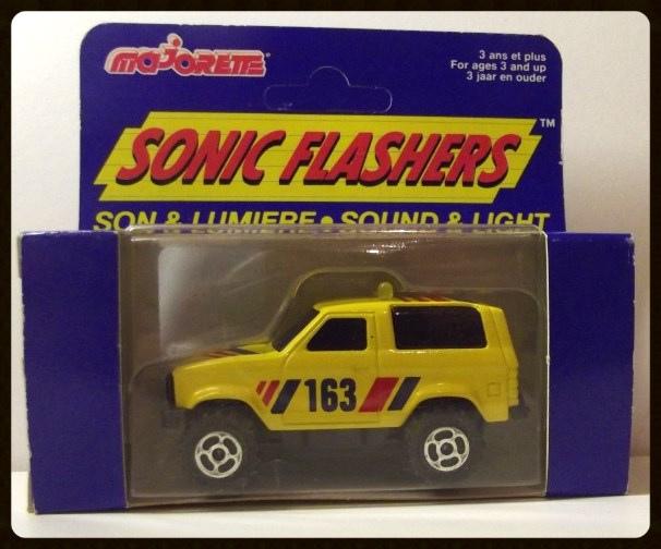 N°2308 Ford Bronco II Rallye. 15366110