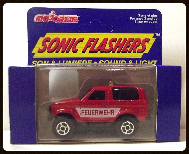 N°2305 Ford Bronco II Pompier 15366111