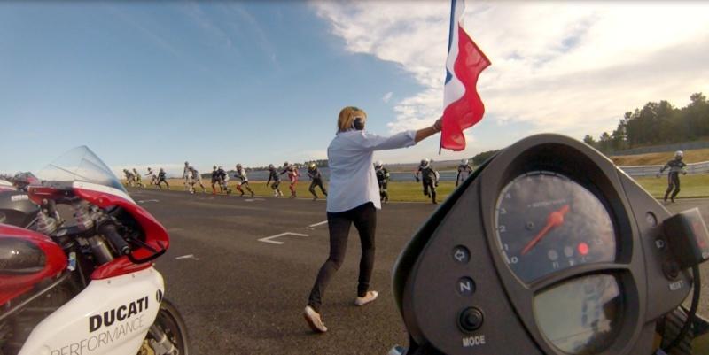 Mon expérience de pistard de 2011 à aujourd'hui [MAJ 4h endurance Haute saintonge 2019] Depart10