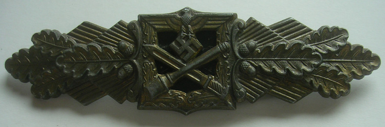 Barette des corps à corps - classe bronze - F&BL Barett10