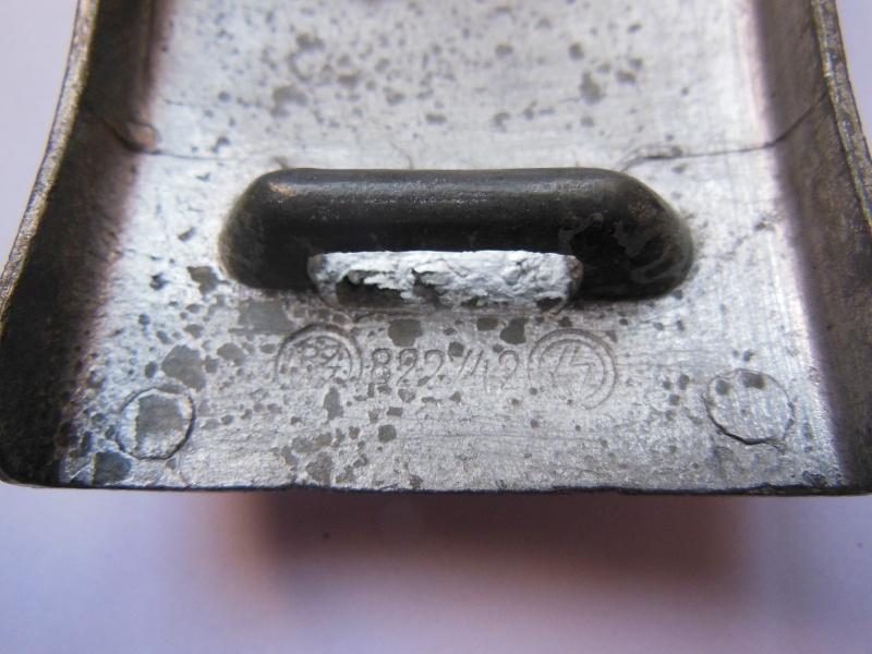 Boucle SS (zinc) - RZM 822/42 - RS&S (une nouvelle) Dscn8450