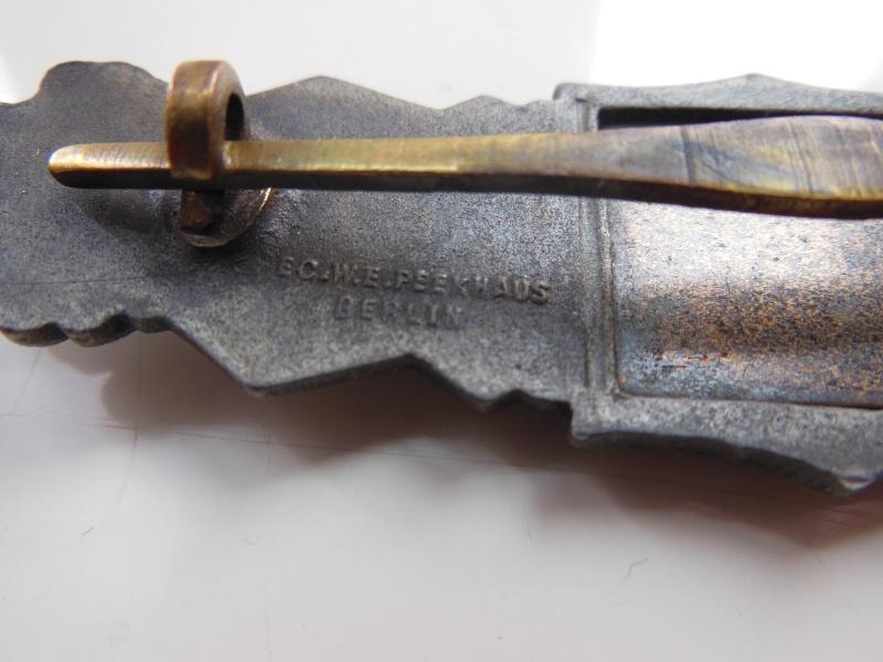 barette des corps a corps bronze FLL  VENDU Dscn8619