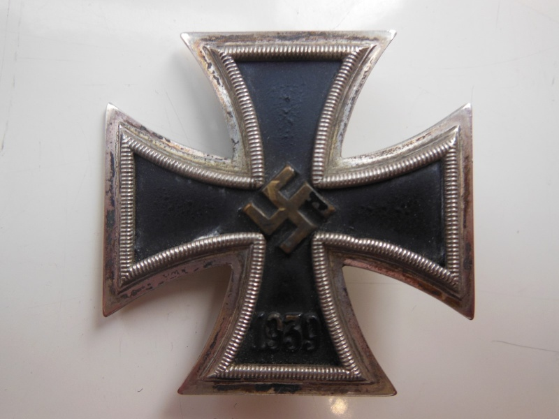 Croix de Fer non magnetique,fabrication en trois parties Dscn8729