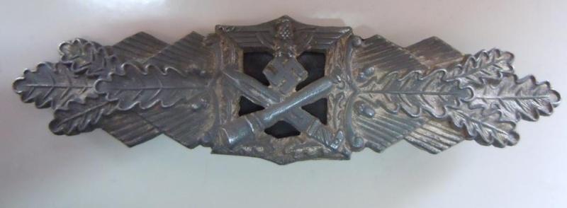 Barette des corps à corps - classe argent - AGMUK Dscn9728