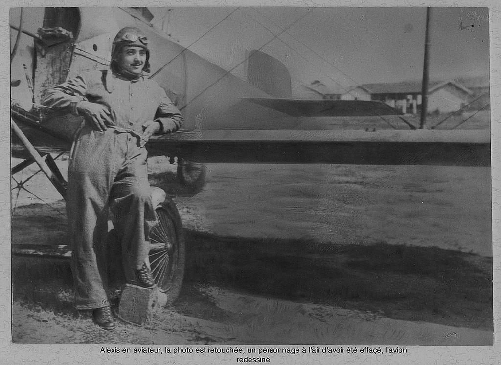 Recherche informations sur mon grand-père Alexis MORIN QM2 mécan 1920/1922  Alexis10