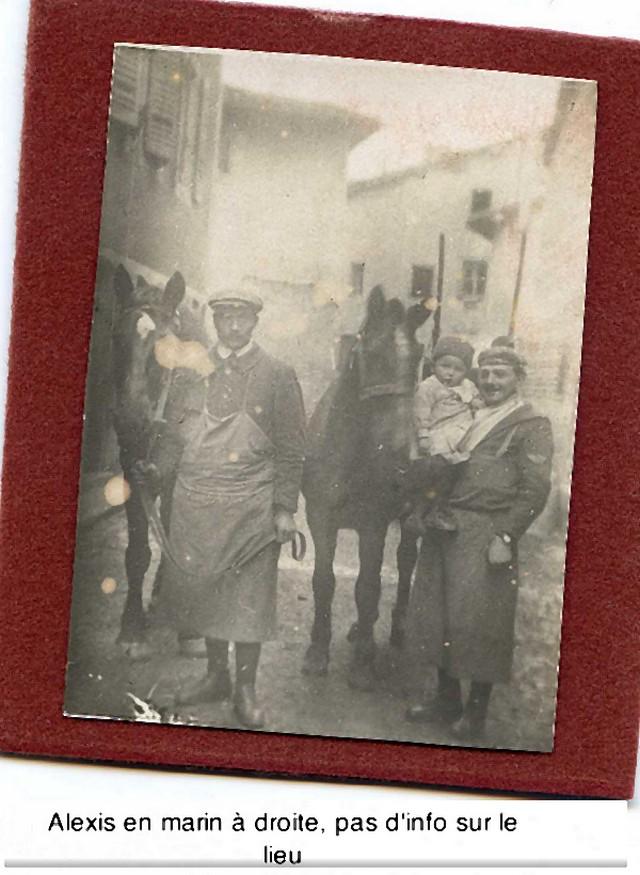 Recherche informations sur mon grand-père Alexis MORIN QM2 mécan 1920/1922  Alexis11