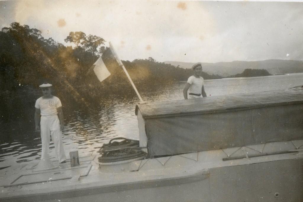 Recherche à retracer le parcours de mon père, Marcel Gallien - Haiphong 51/53 Lcvp_e10