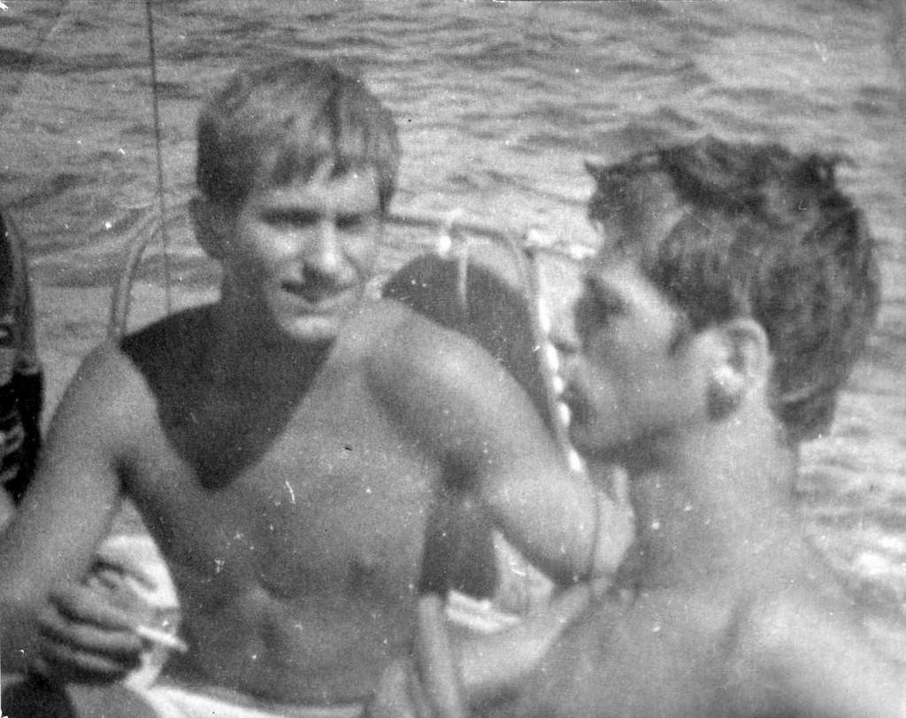 Recherche anciens marins ayant connu Michel HOËL (Tahiti de 1974 à 1975) Michel10