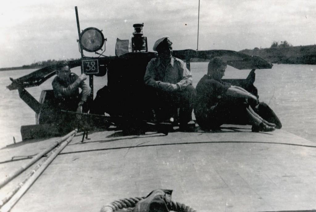 Recherche à retracer le parcours de mon père, Marcel Gallien - Haiphong 51/53 Navire10