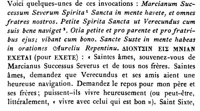 Rome souterraine. - Page 5 Page_150