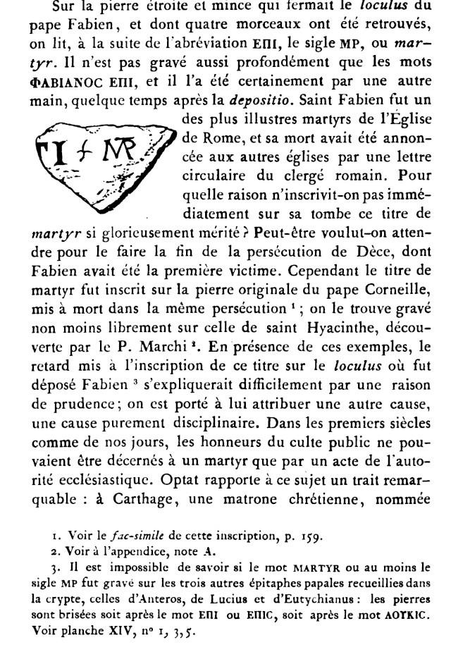 Rome souterraine. - Page 6 Page_218