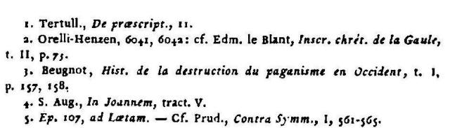 Rome souterraine. (NOTES) Page_514