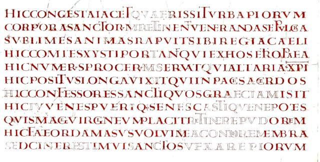 Rome souterraine. - Page 4 Planch19