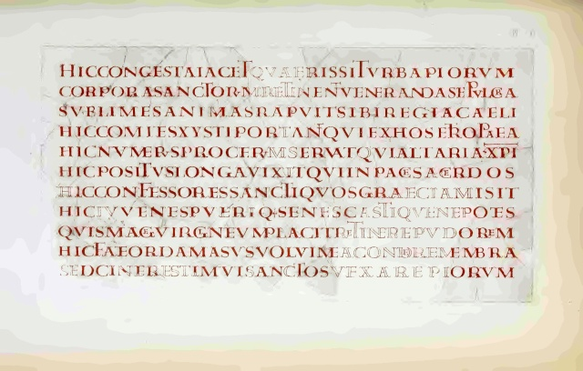 Rome souterraine. - Page 5 Planch21