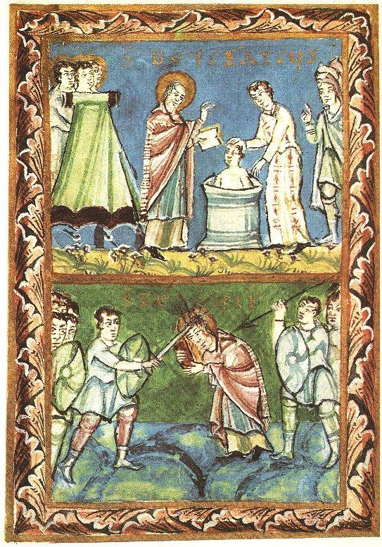 Saint Boniface, évêque et martyr 0605bo10