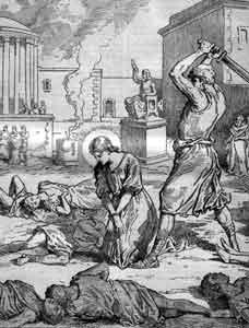 Les 7 Frères et les Stes Rufine et Seconde, martyrs 0710se10