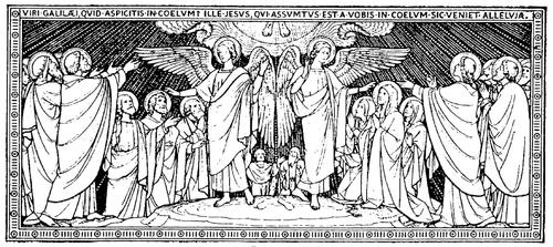Ascension de Notre-Seigneur Ascens10