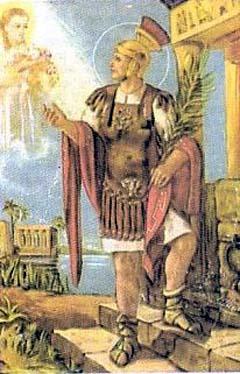 Saint Basillide, martyr Basili10
