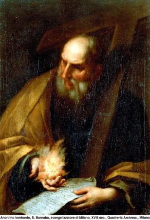 Saint Barnabé, apôtre Medium10