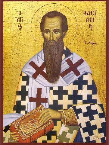 Saint Basile le Grand, confesseur et docteur Saint-10