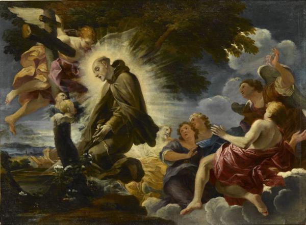 Saint Pierre d'Alcantara, confesseur Saint-12