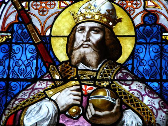 Saint Henri, empereur et confesseur Sthenr10
