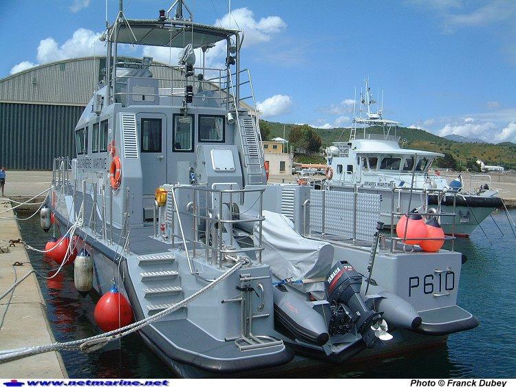 VCSM 20m de la gendarmerie maritime - Page 2 Gravon10