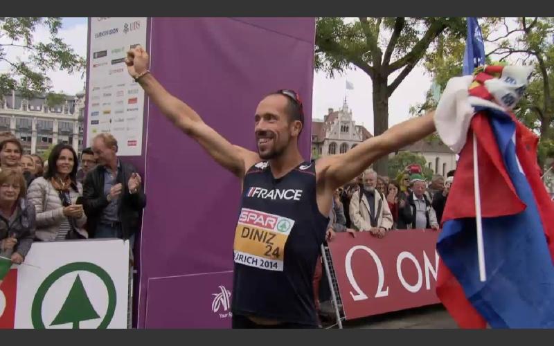 Championnats d'europe 2014 - 50km Hommes  10553910