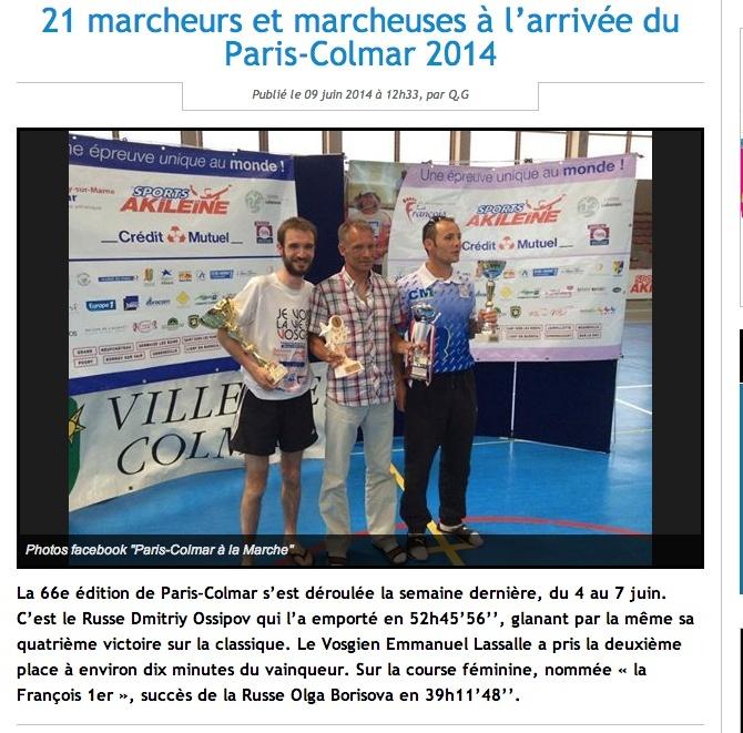 Résultats de Paris Colmar 2014 Sans_t10