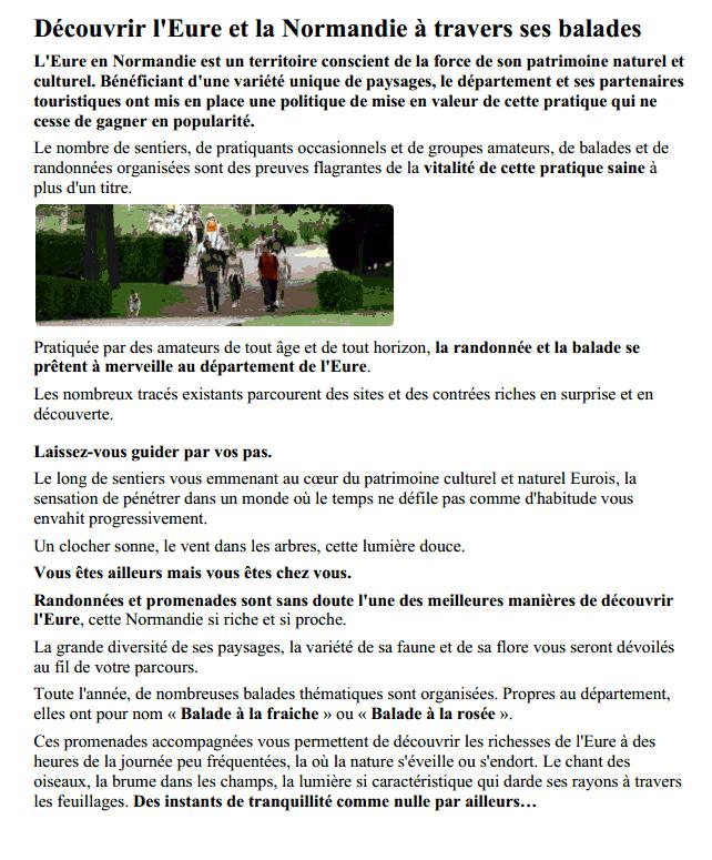 Projet de randonnée  dans le département de l'Eure Sans_t10