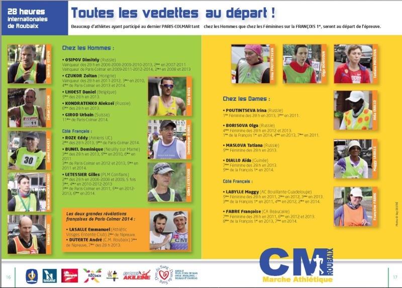 28 heures de Roubaix: 20-21 septembre 2014 Vedett11