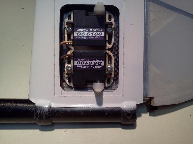 Electrification fuso planeur de Supra Pro 2013-110